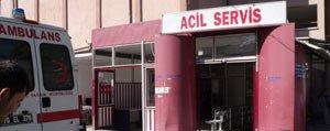 Cezaevi Nakil Aracinin Çarptigi Yasli Kadin Yaralandi