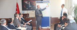 Il Genel Meclisi Üyelerinden Kmü'ye Ziyaret