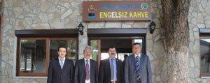 Karaman Belediyesi Ödemis`teki Projeleri Inceledi