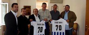 70 Karaman Spor Yöneticileri Duru Bulguru Ziyaret...