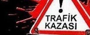 Trafik Kazasinda 5 Kisi Yaralandi