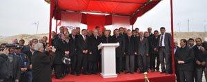 Basbakan Erdogan Telekonferansla Ilimizde 4 Tesisi...