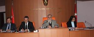 Belediye Meclisi Subat Ayinin Ilk Toplantisini Yapti