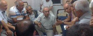 Milletvekili Elvan, Seçim Bölgesi Karaman'da Sorunlari...