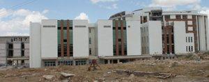 Yeni Devlet Hastanesi Hizla Yükseliyor