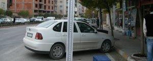 Yargi Belediyenin Sokak Otoparklari Uygulamasina Dur...