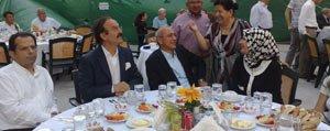 IKEV'in Iftar Yemegine Ilgi Yogundu