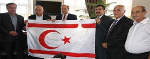 "KKTC Maliye Bakani Ersin Tatar:""Konya'dan KKTC'ye..."