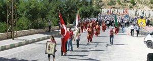 Ermenek'te 18. Taseli Kültür, Sanat ve Sila Festivali...