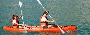 Baraj Gölünde Yapilan Su Sporlari Gösterileri Ilgiyle...