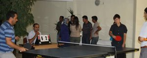 OSB Masa Tenisi Turnuvasi Sona Erdi