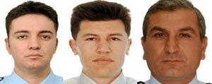 Antalya`da Polise Yapilan Saldiri Konya'daki Iki...