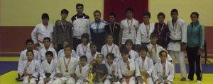 Judo Cumhuriyet Kupasi Müsabakalari Sona Erdi