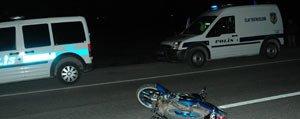 Iki Ölümlü Motosiklet Kazasi