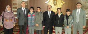 Mevlana Ortaokulu Bulgaristan'a Gidiyor
