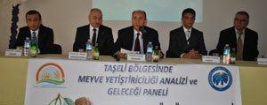 """Prof. Dr. Kemal Esengün: """" Taseli Bölgesinde Çiftçilerimize..."""