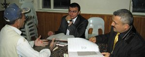 Kazimkarabekir Kaymakami Köy Gezilerini Sürdürüyor...