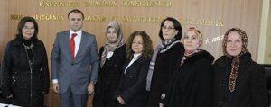 Kent Konseyi Kadinlar Meclisi'nden Sultanoglu`nu...