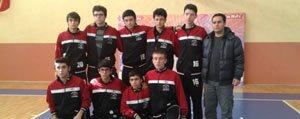 Liseler Arasi Basketbol Türkiye Birinciligi Maçlari...