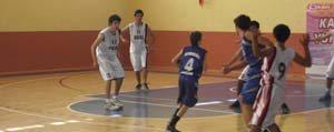 Okullararasi Basketbol Grup Maçlari Sona Erdi