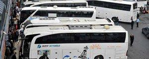 Otobüs Ücretleri Belli Oldu