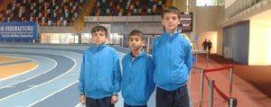 Atletizm Takimi Turnuvadan Döndü