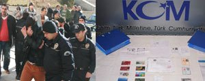 Karaman'da Suç Örgütü Operasyonu