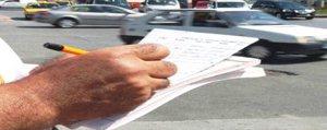 Fahri Trafik Müfettisleri Takipte