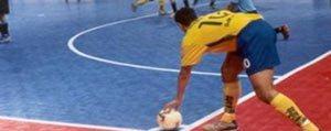 Futsal Turnuvasi Basladi
