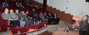 "Konferans: ""Bir Islam Aydini Olarak Nasreddin Hoca"""