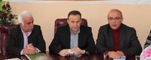 Milletvekilleri Elvan ve Akgün'den Taseli Çikarmasi