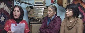 CHP'li Hanimlardan 8 Mart Kadinlar Günü Etkinligi