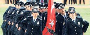 Polislere Ikinci Sark Görevi