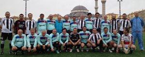 Karaman'in Veteranlari Turnuvaya Hazirlaniyor