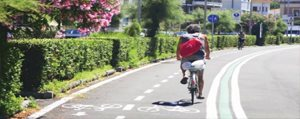 Bakanliktan Bisiklet Yoluna Hibe