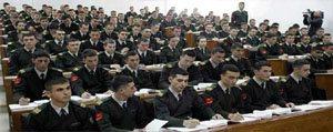 YURTKUR`dan Askeri Okul Ögrencilerine Müjde