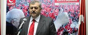 Saadet Partisi, Ermenek ve Sariveliler'de Konferans...