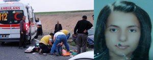 Karamanli Ögretmen Kazada Hayatini Kaybetti