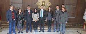 Sultanoglu: `Okullarimiz Ülkeler Arasi Dostluk Ve...