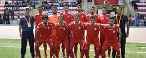 Karaman Belediyespor'dan Net Skor: 3-0