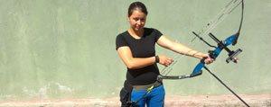 Genç Okçu Gelecek Vaad Eden Sporcular Arasina Girdi