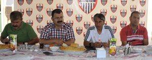 Karaman Belediyespor Teknik Direktörü Nasuh Aköz:...