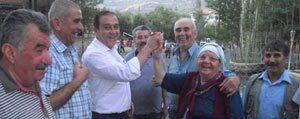 CHP, Ilçelerde Seçimin Nabzini Tuttu