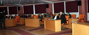 Belediye Meclisinde Tatil Sona Erdi. Yogun Gündemle...