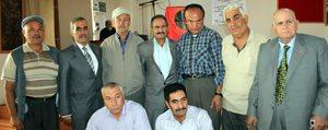 Emekliler Dernegi Baskanligina Yilmaz Yeniden Seçildi