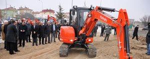Orköy'den Kooperatiflere Dört Yeni Is Makinesi...