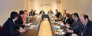 MEVKA Yönetim Kurulu Konya'da Toplandi