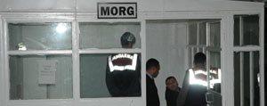 Karaman'da Elektrik Santralinde Toprak Kaymasi:...