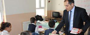 Ayranci'daki Okullarin Sosyal Sorumluluk Projeleri...