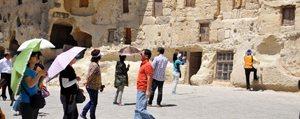 Karaman'i 2013 Yilinda 54 Bin 447 Turist Ziyaret...
